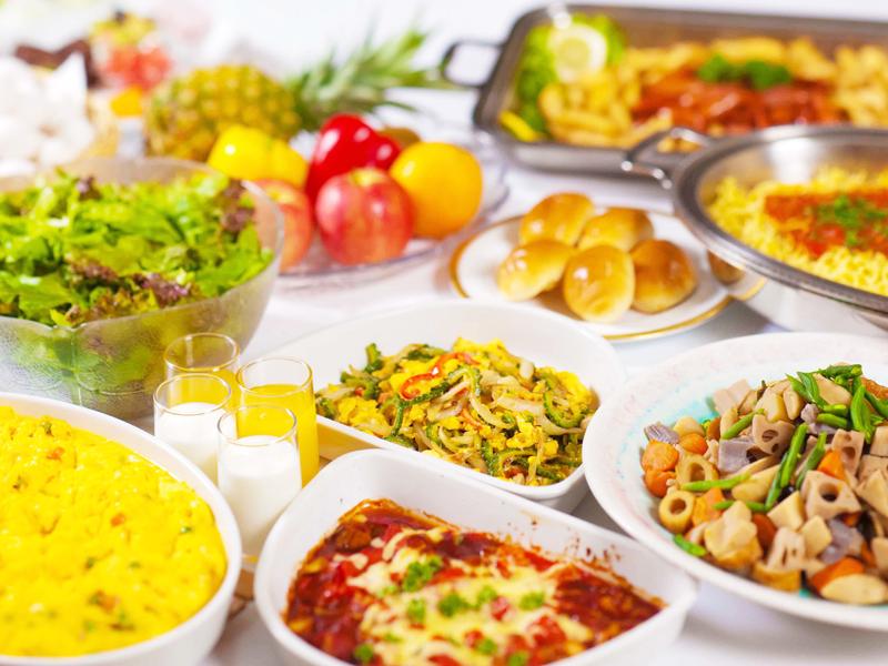 健康は食事から・・・ 写真